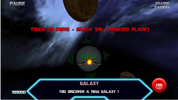 Du nouveau sur Asteroid VR